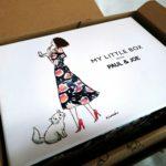 パリから毎月届くサプライズボックスのMy Little Box。8月はポール&ジョーだったよ!